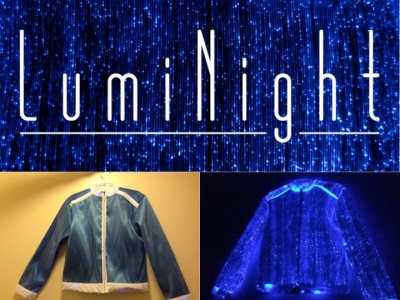Luminous Jacket Great for EDC